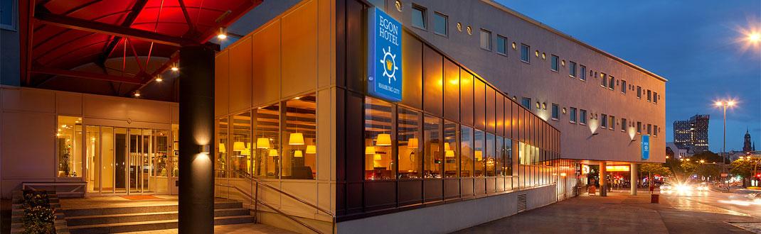 Egon Hotel City Hamburg